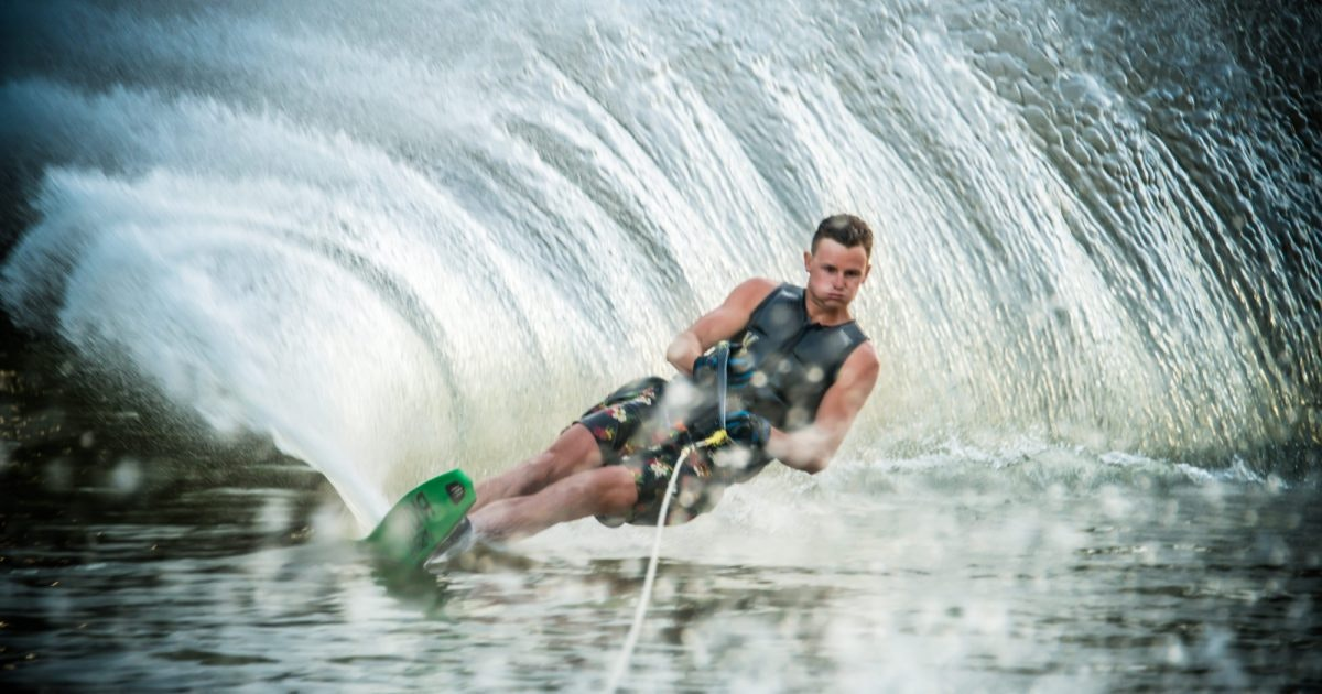 Best Water Skiing Runs On The Murray | Visit The Murray